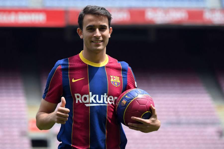 El FC Barcelona ficha al defensa Eric García hasta 2026