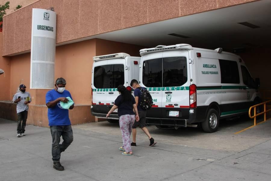 Por pandemia, mexicanos renuncian a tratamientos de salud