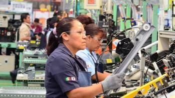 Mejora percepción de empresarios sobre economía mexicana
