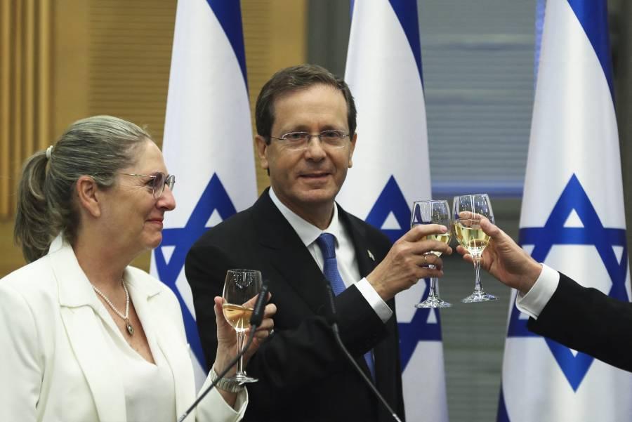 Isaac Herzog, nuevo presidente de Israel
