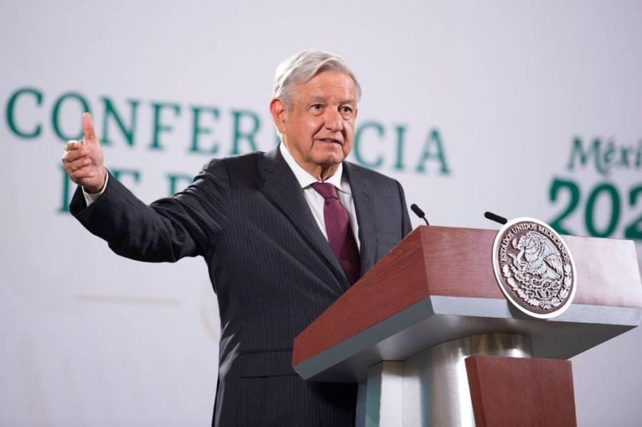 México está en paz, asegura AMLO