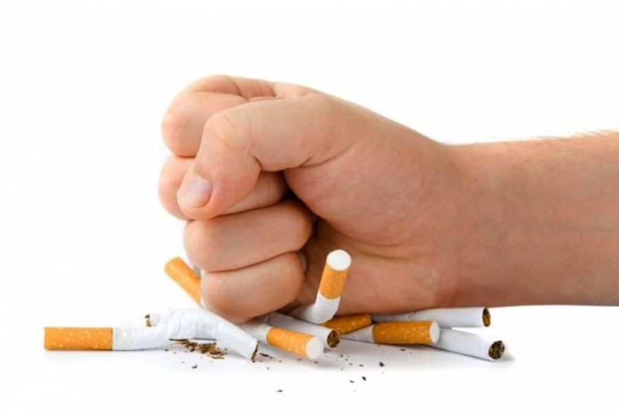 Dispone el ISSSTE de 155 clínicas para dejar de fumar