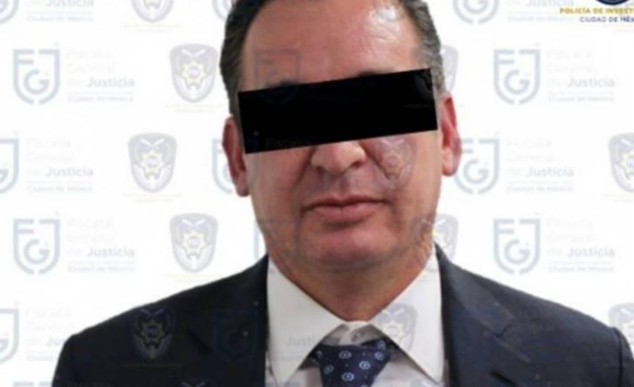 Detienen en CDMX a excolaborador de César Duarte acusado de fraude en Quintana Roo