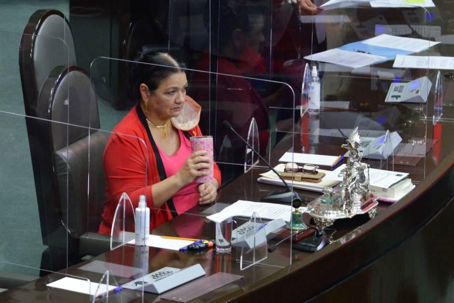 Rechaza presidenta de Cámara de Diputados presentar controversia contra Congreso de Tamaulipas