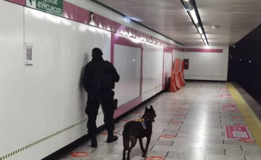 Cierran Metro Boulevard Puerto Aéreo de la Línea 1 por supuesta amenaza de bomba