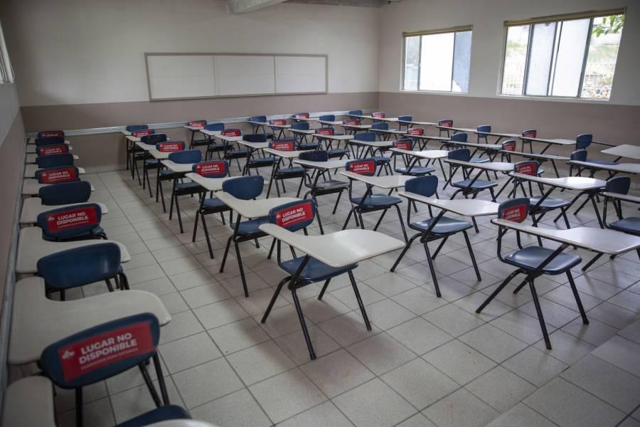 SEP: Cada estado, que esté en condiciones de regresar a clases presenciales, deberá preparar las escuelas