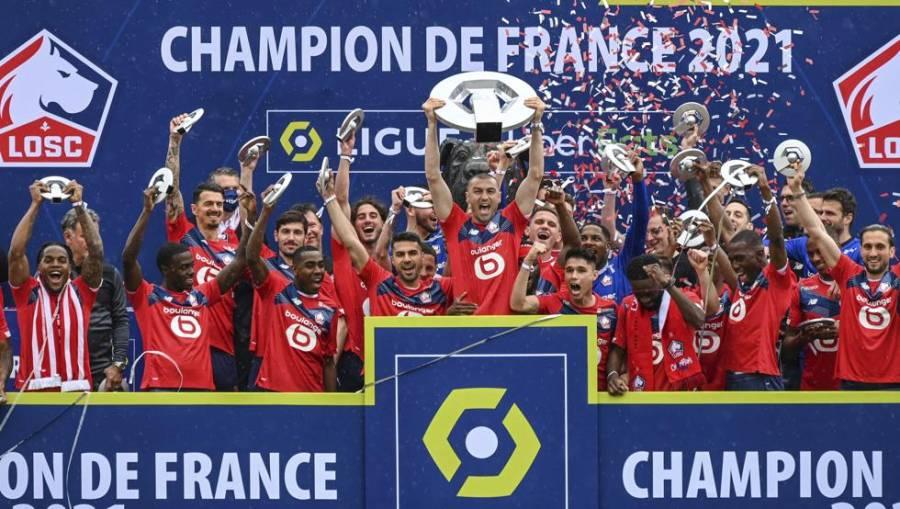 La liga francesa tendrá 18 equipos desde la temporada 2023-2024