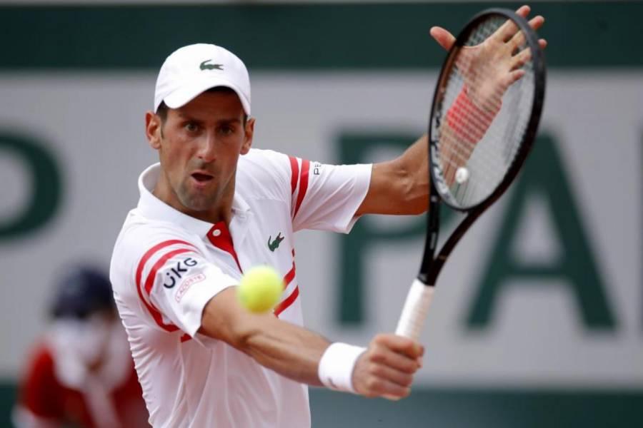 Pablo Cuevas se estrella ante el muro Djokovic en segunda ronda de Roland Garros