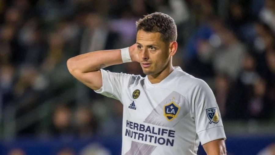 """""""Chicharito"""" Hernández, Jugador del Mes en la MLS"""