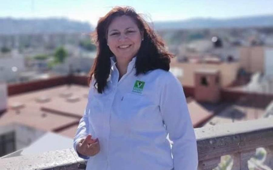 Muere candidata del PVEM minutos después de su cierre de campaña