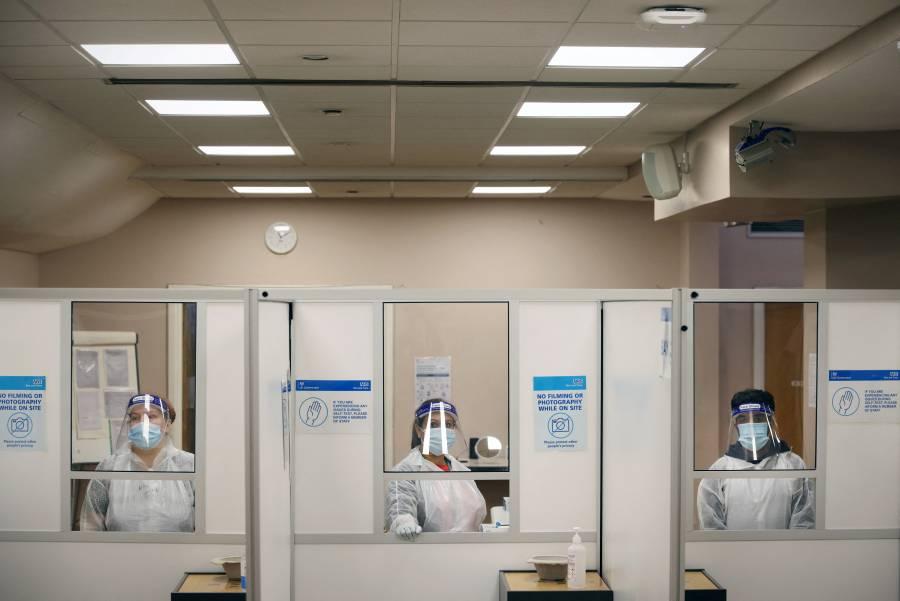 Covid-19: Se registra el mayor número diario de contagios desde marzo en Reino Unido