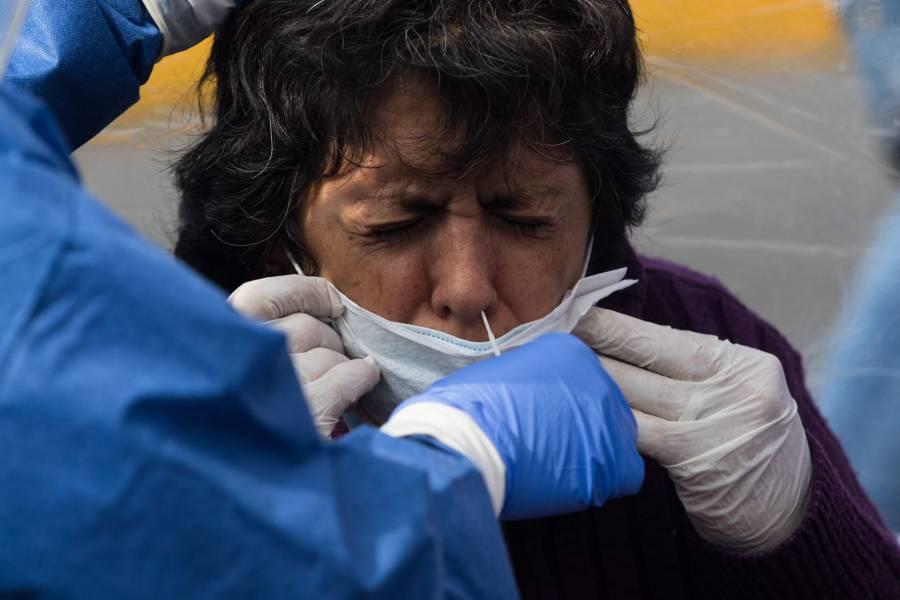 México reporta 2 millones 611 mil 679 casos estimados de COVID-19 y 228 mil 362 fallecidos