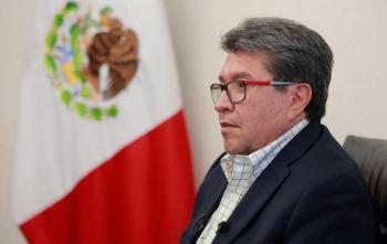 El domingo se impondrá voto libre y quedará sepultado el fraude electoral: Ricardo Monreal