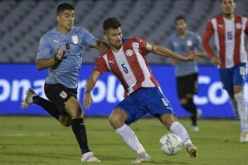 Uruguay y Paraguay no se hacen daño en Montevideo
