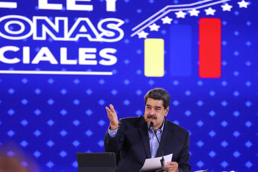 """Califica Maduro como """"miserable"""" a EEUU por excluir a Venezuela de donación de vacunas"""
