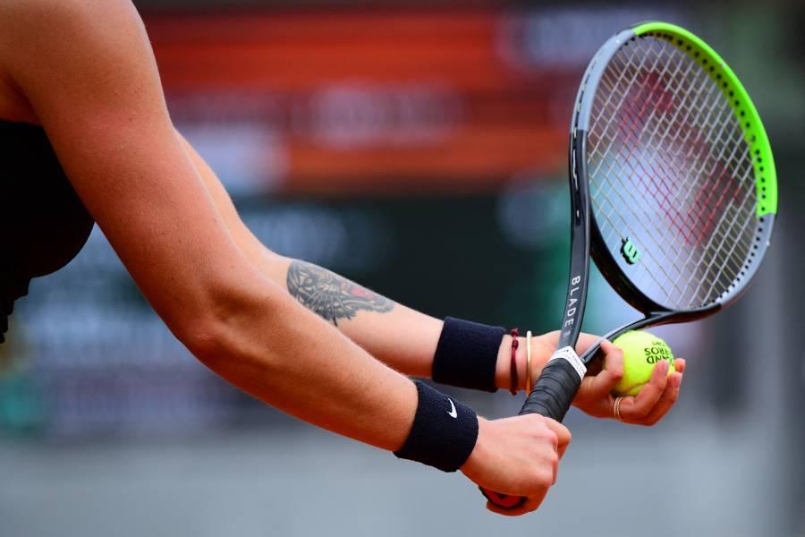 Detenida una jugadora rusa por sospechas de partido amañado en Roland Garros 2020