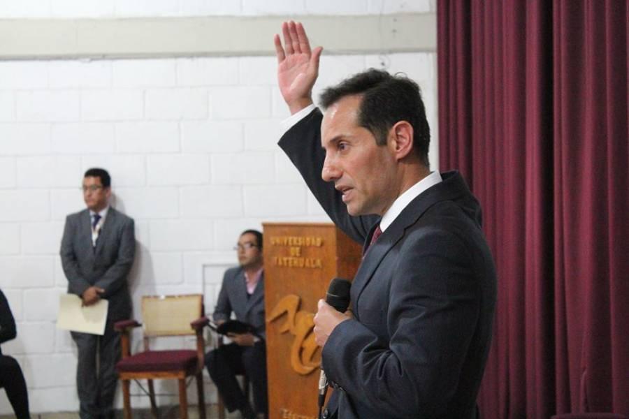 CEEPAC avala la candidatura de Serrato
