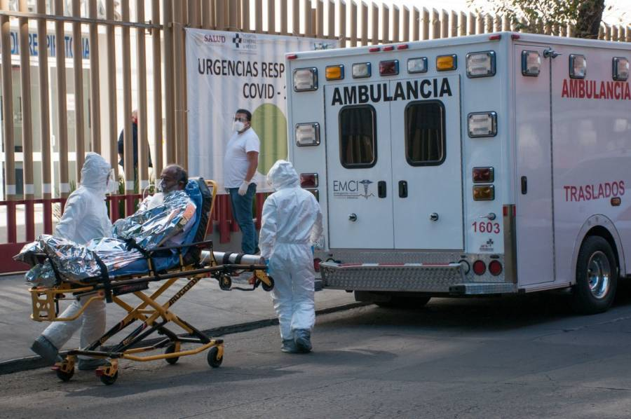 EdoMex: casi 96 mil mexiquenses han superado al Covid-19