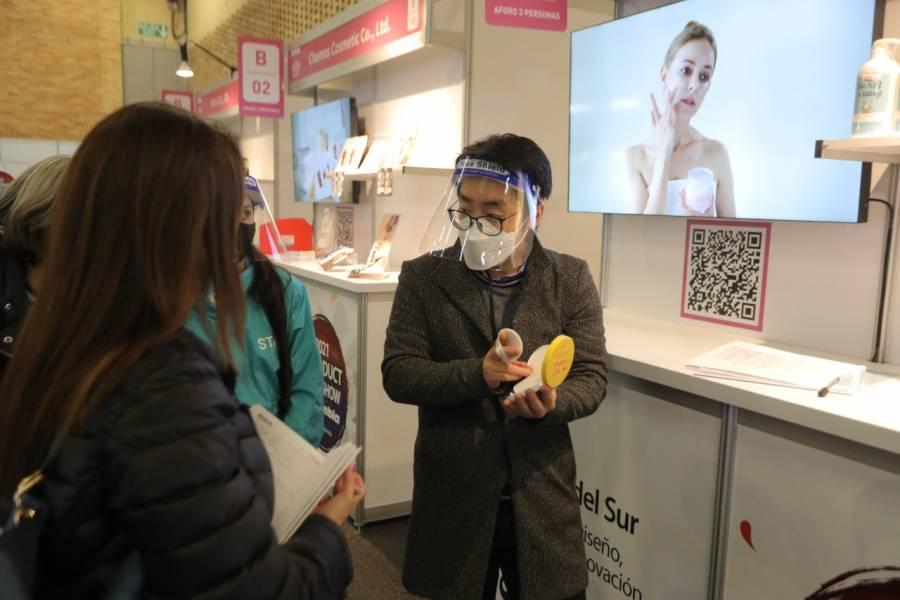 Rueda de negocios surcoreana en Colombia cierra con inversiones por 74.6 mdd