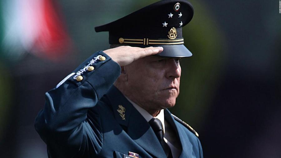 FGR entrega nueva versión pública del expediente de General Cienfuegos