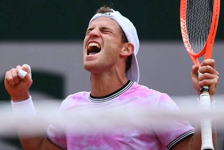 Schwartzman pasa a octavos en el Roland Garros