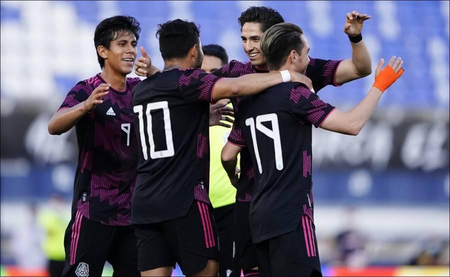 México derrota a Rumania en partido rumbo a Tokio