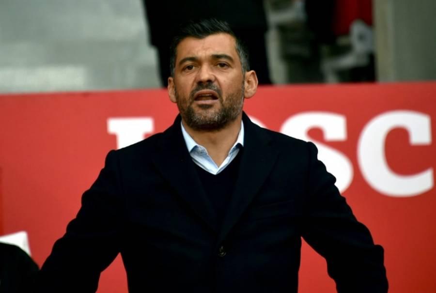 Oporto renueva por tres años a su entrenador Sergio Conceicao