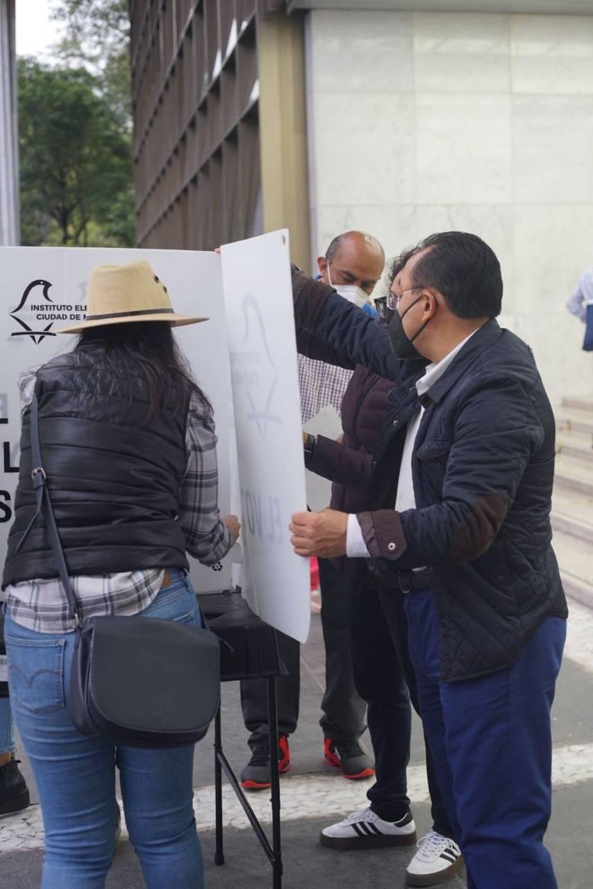 PJCDMX informó que durante la jornada electoral los jueces estuvieron disponibles
