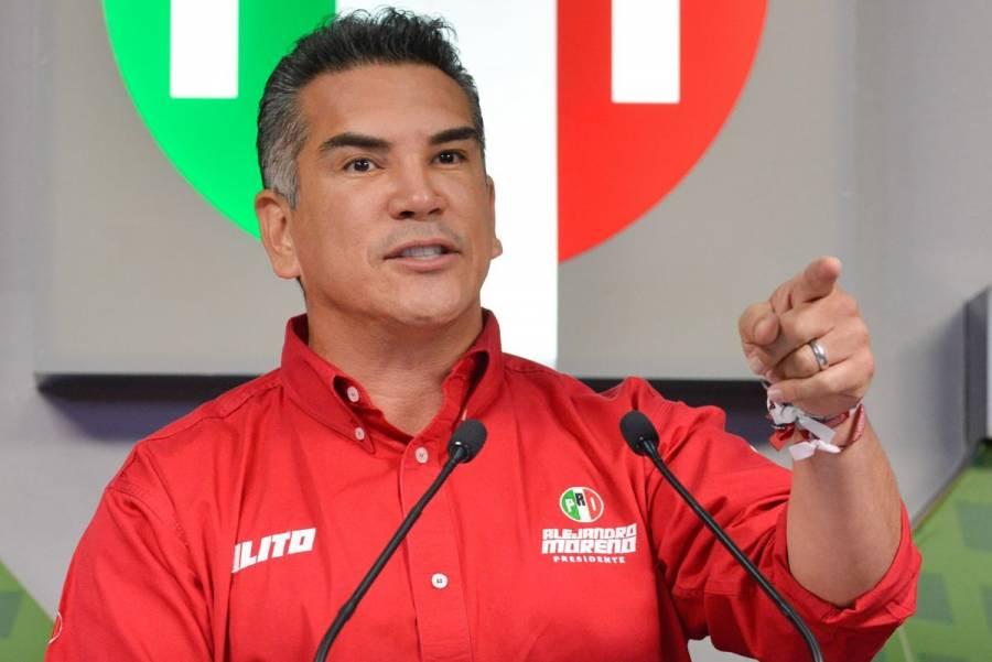 Alejandro Moreno declara ganadora a la coalición Va por la CDMX en Cuajimalpa