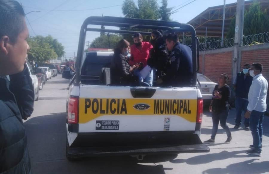 Denuncian presuntos delitos electorales en diferentes puntos de San Luis Potosí