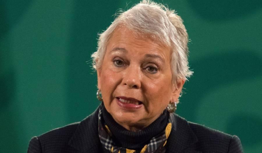 Jornada electoral, en paz y tranquila: Olga Sánchez Cordero