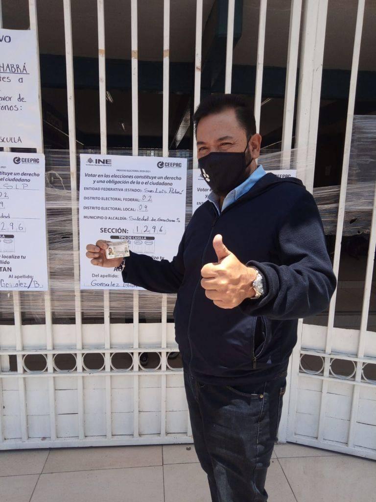 Llama Serrano Cortés actuar con civilidad en la jornada electoral