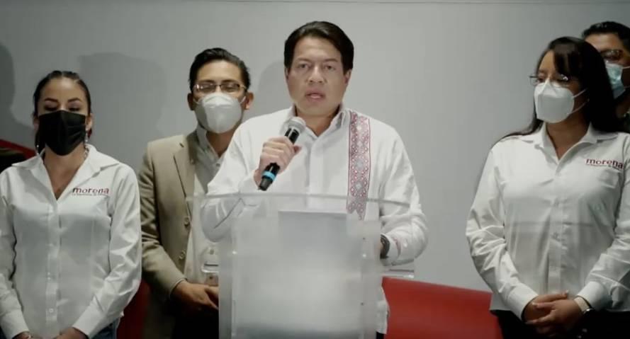 Mario Delgado adelanta triunfo de Morena en Baja California y Sonora