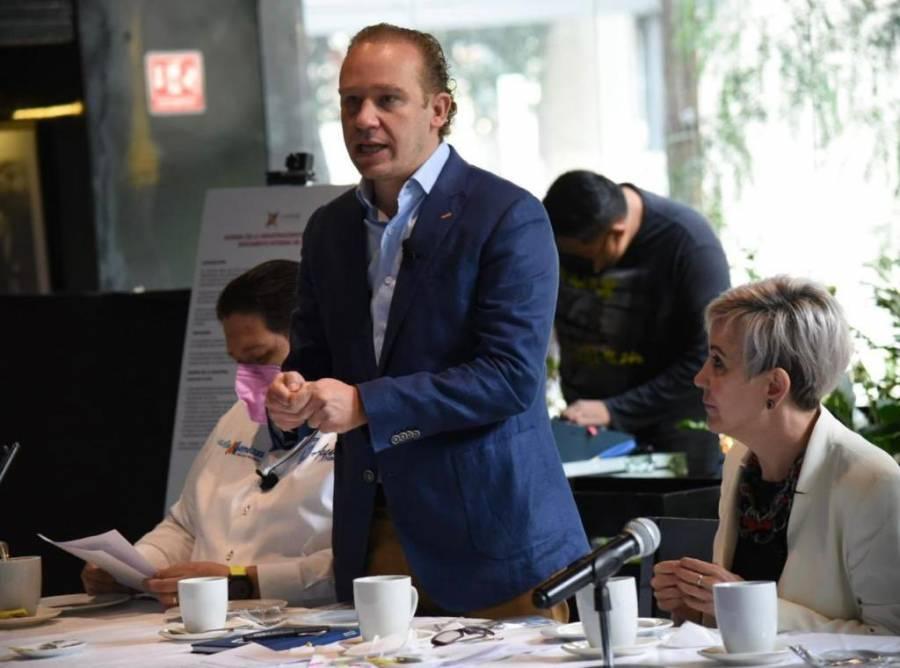 Santiago Taboada se declara ganador en la alcaldía Benito Juárez