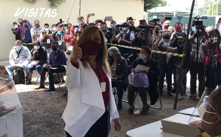 Descarta Lorena Cuéllar que elecciones no se judicializarán
