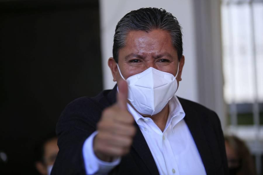 David Monreal se dice ganador en Zacatecas