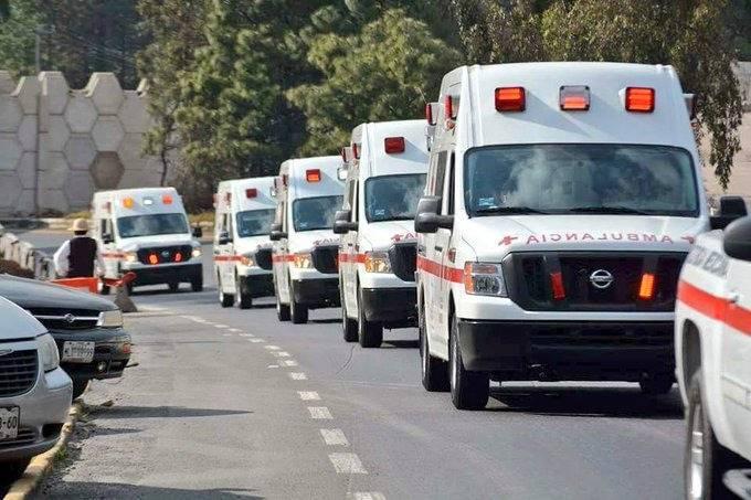 En CDMX, la Cruz Roja ha brindado atención médica a 5 personas en casillas electorales