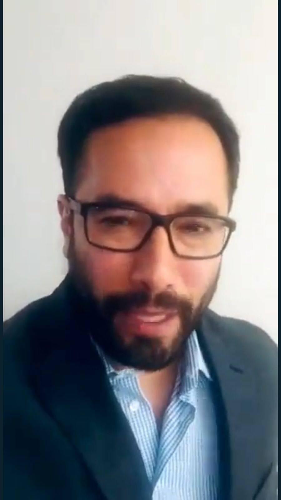 Víctor Hugo Romo asegura que será alcalde en Miguel Hidalgo