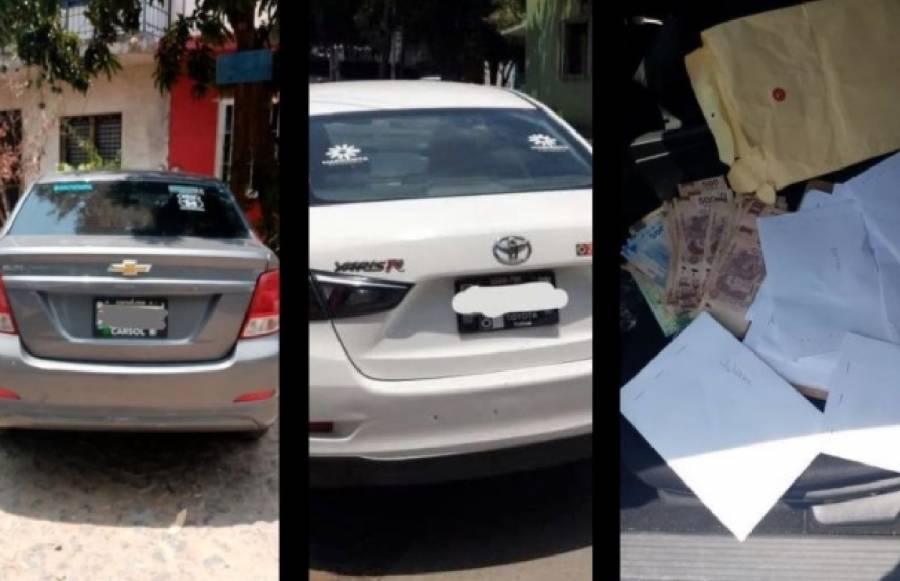 Detienen a sujetos en Colima por compra de votos