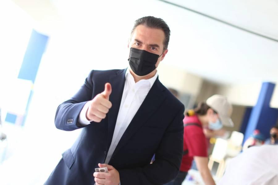 Adrián de la Garza confía en llevarse la victoria en NL