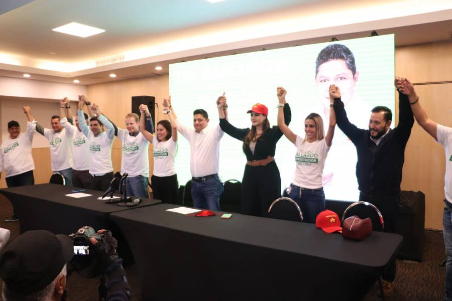 Ya ganamos y ganó San Luis Potosí: Ricardo Gallardo