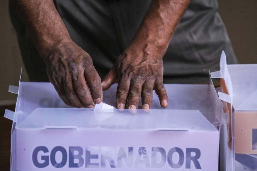 Reportan incidencias en casillas de Zacatecas