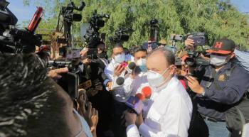 """Alfonso Durazo espera que no exista """"manipulación electoral"""""""