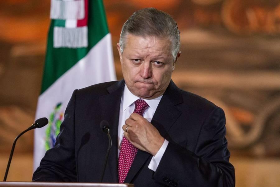 DOF publica decreto de extensión de mandato de Arturo Zaldívar