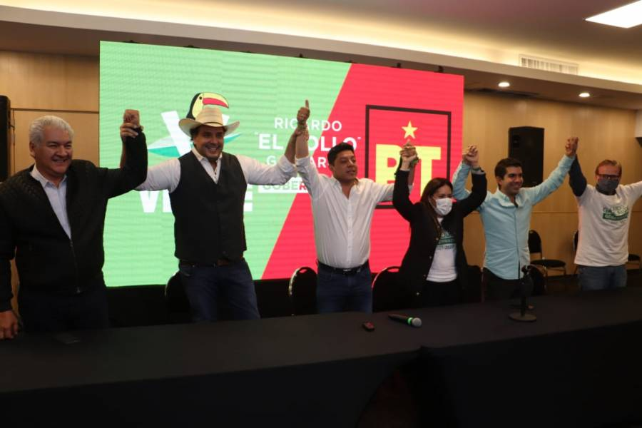 Gallardo, virtual ganador a gubernatura de SLP