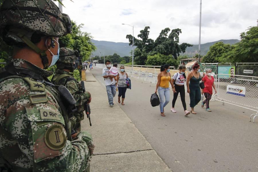 EEUU anuncia fuerza de tareas contra traficantes de personas en México y Centroamérica