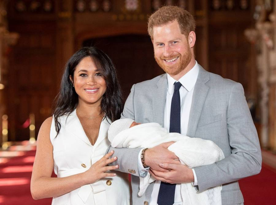 Príncipe Harry y Meghan Markle anuncian el nacimiento de su hija Lilibet Diana