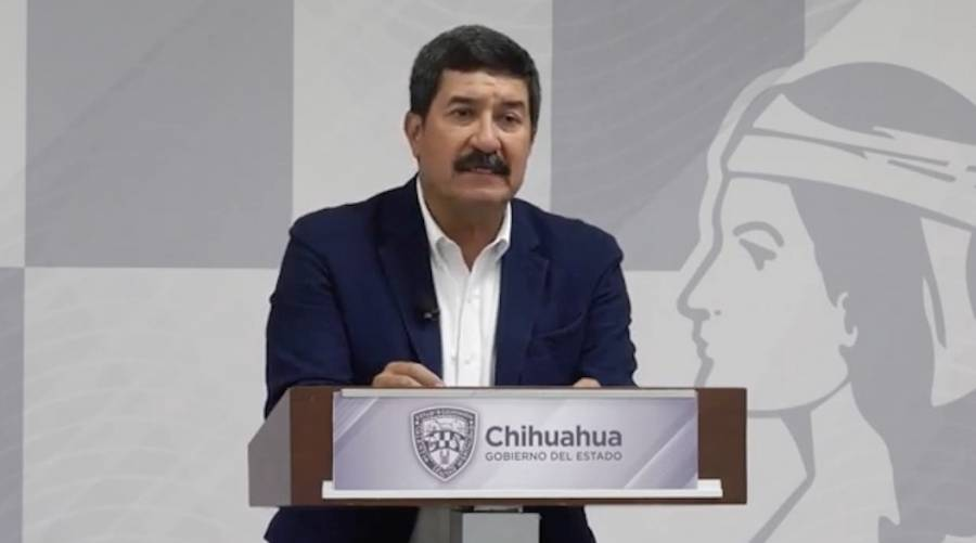 Javier Corral reconoce triunfo de Maru Campos en Chihuahua