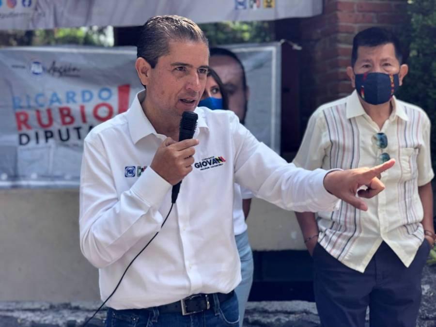 Comienza una nueva era de esperanza y prosperidad para Coyoacán: Giovani Gutiérrez