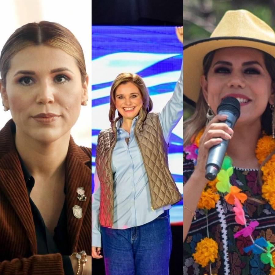 México se apresta a tener seis gobernadoras